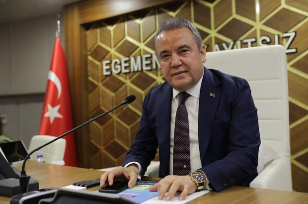 Başkan Böcek Büyükşehir Meclisini Olağanüstü Toplantıya Çağırdı...