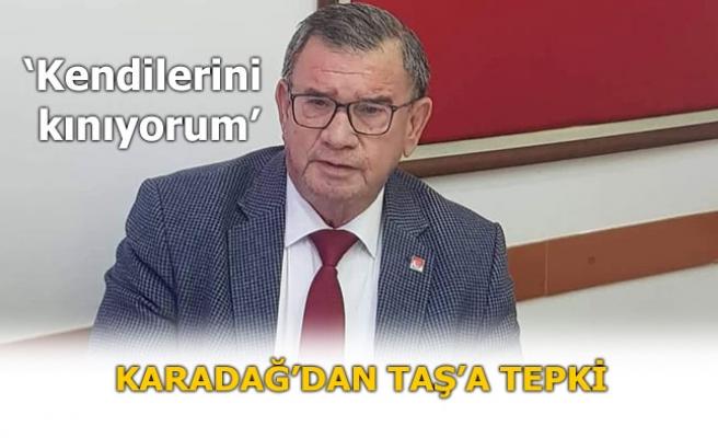 CHP'DE ÖFKE DİNMİYOR...