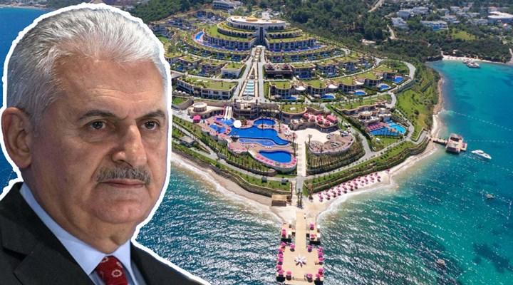 CHP'li Başarır: Paramount Otel'de kalan siyasetçi Binali Yıldırım...