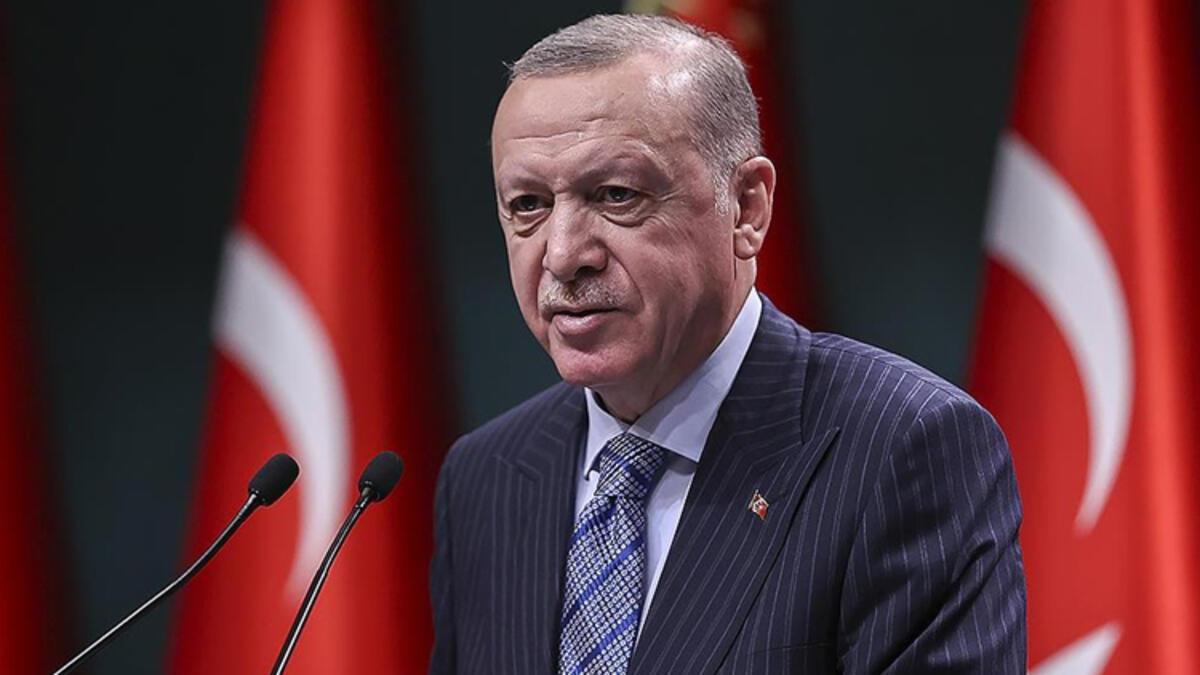 Cumhurbaşkanı Erdoğan'dan ABD'ye YPG/PKK tepkisi: Terör örgütlerine silah yardımı yapıyorlar...