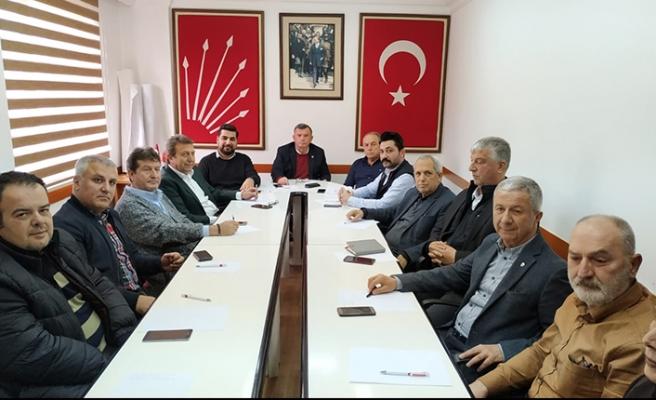 """""""CHP YÖNETİMİNDE MOBBİNG OLMAZ,KIRMIZI ÇİZGİ OLUR..."""""""
