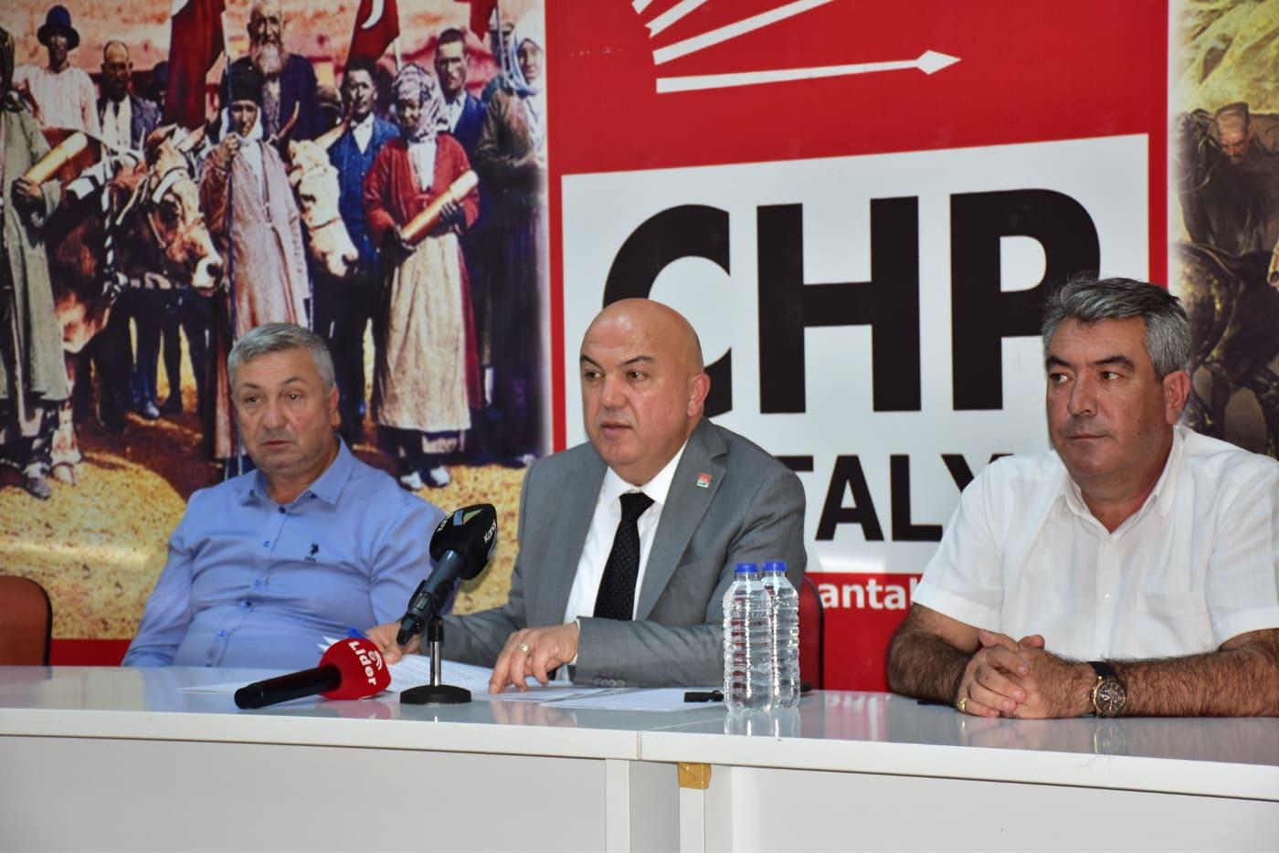 BAŞKAN CENGİZ'DEN AKP'Lİ TAŞ'A YANIT GECİKMEDİ...