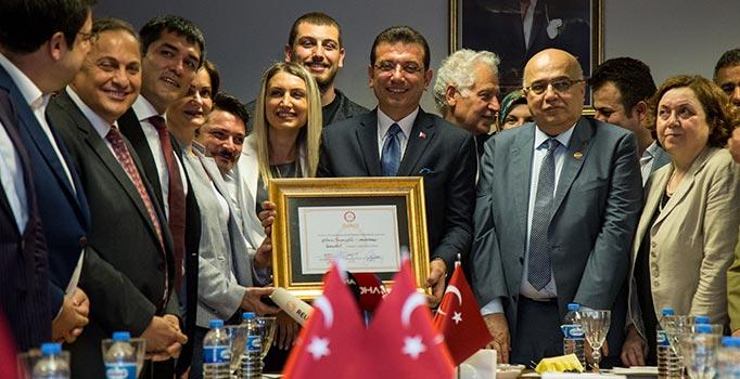 İSTANBUL ARTIK EHLİNE EMANET,MAZBATA İMAMOĞLU'NDA...