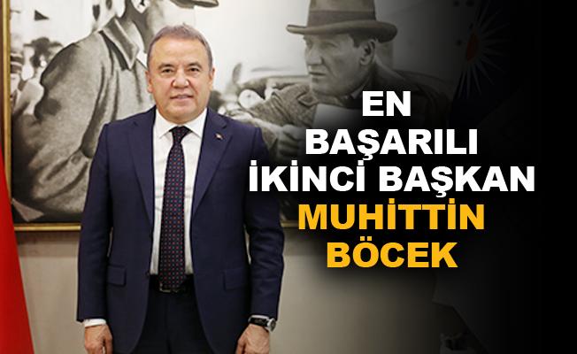 BAŞKAN MUHİTTİN BÖCEK'İN BAŞARISI HALKIN GÖNLÜNDE ANLAM BULDU...