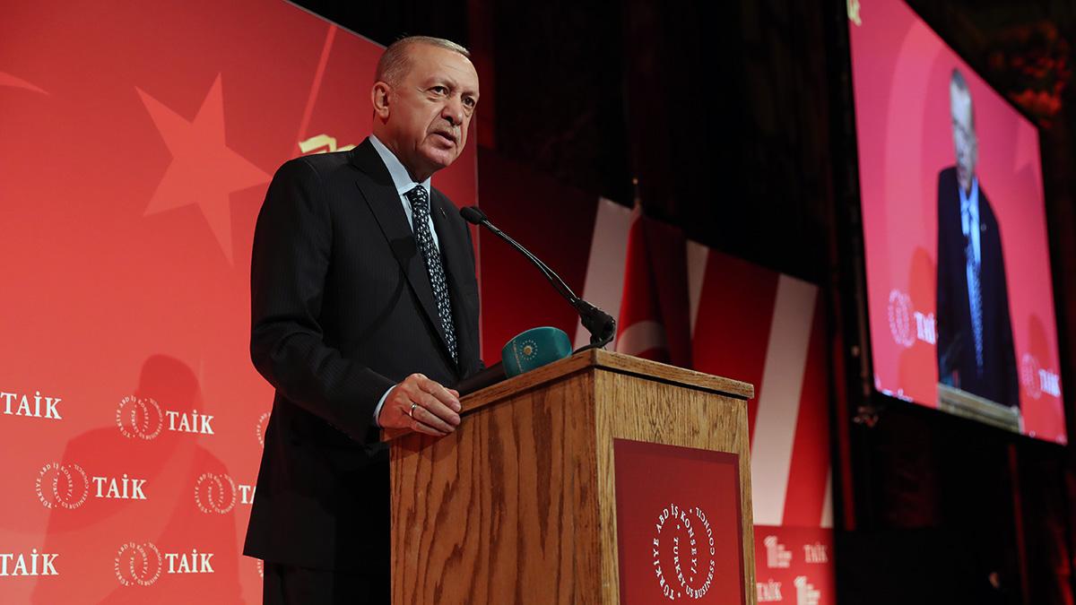 Erdoğan'dan Kürt meselesi açıklaması: Türkiye'de böyle bir sorun yok...