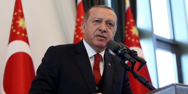 Cumhurbaşkanı Erdoğan, UBER konusunda noktayı koydu!