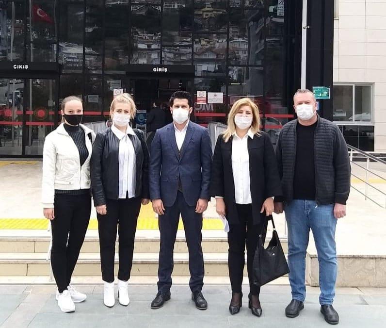 Gelecek Partisi Alanya'dan Danıştay'a İptal Davası...