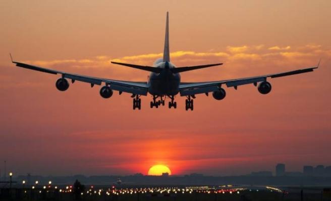 GZP'de charter uçak sayısında büyük artış...