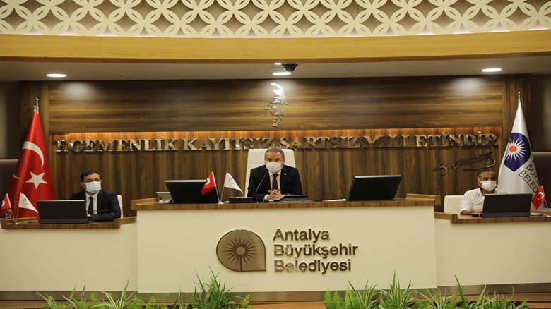 ANTAB Mayıs ayı meclis toplantısı yapıldı...