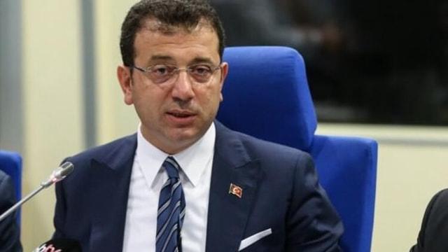 İBB Başkanı İmamoğlu'ndan sokağa çıkma yasağı açıklaması...
