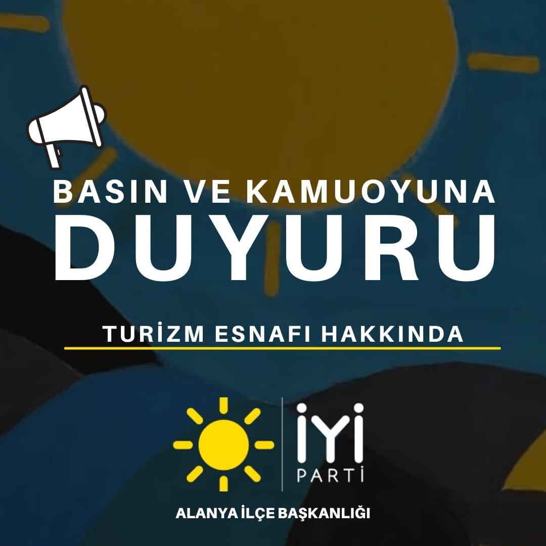 "BAŞKAN ARIKAN,""AK PARTİ TURİZMDE SINIFTA KALDI""..."