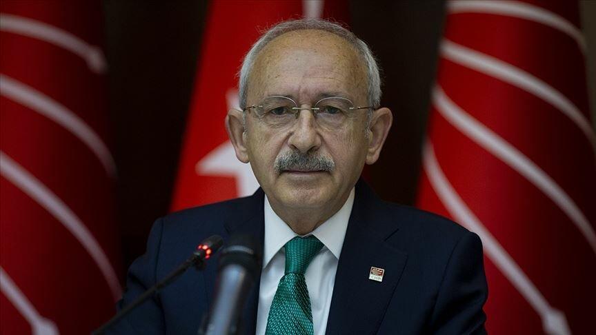 CHP lideri, Coronavirüsle mücadele için 13 maddelik bir öneri paketi de açıkladı...