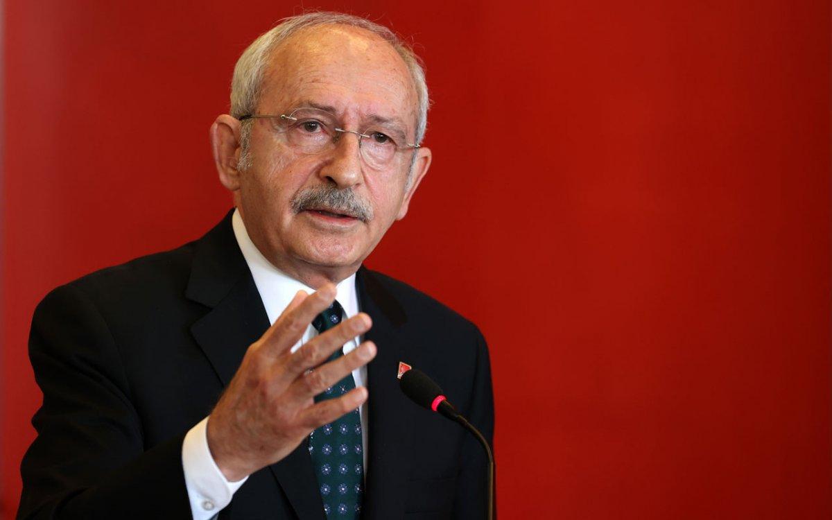 Kılıçdaroğlu ve 8 CHP'li vekilin dokunulmazlık fezlekesi Meclis'te...
