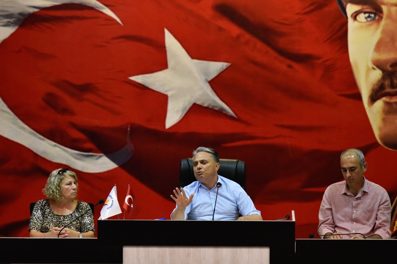Başkan Uysal'dan Kırcami için 'mücadeleye devam' mesajı...