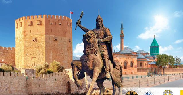 Konya'dan Alanya'ya Keykubat Yolu açılıyor...
