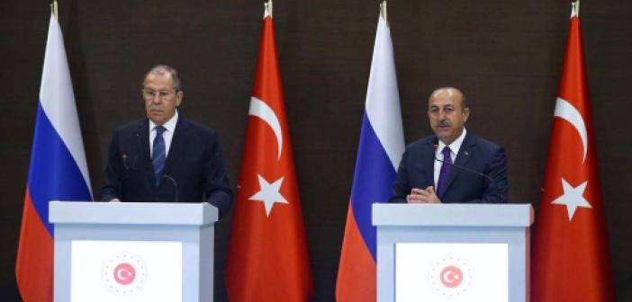 Rusya Dışişleri Bakanı Lavrov: Türkiye ile turizmin devamı için çalışmalarımızı sürdüreceğiz...