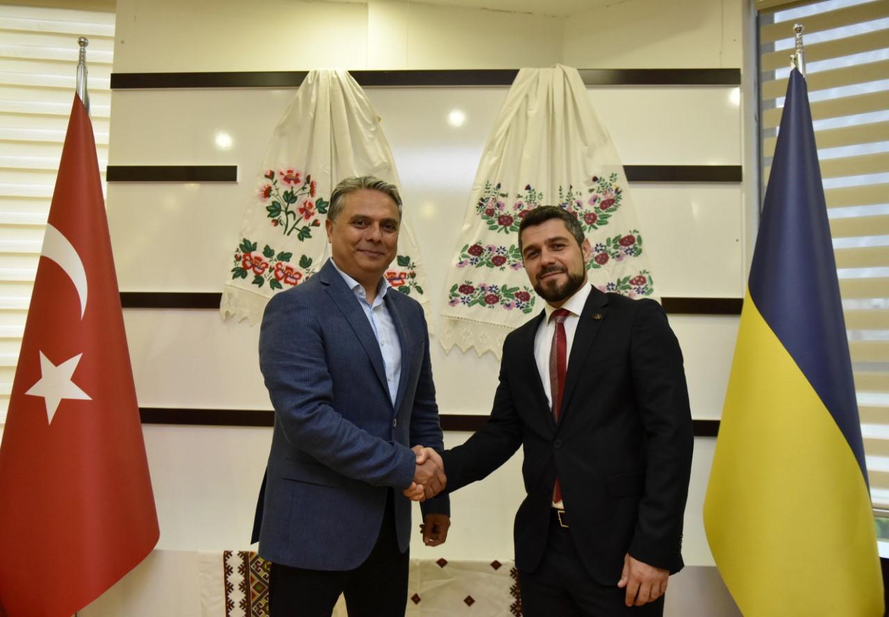 Kaleiçi Festivali'nin onur konuğu Ukrayna...
