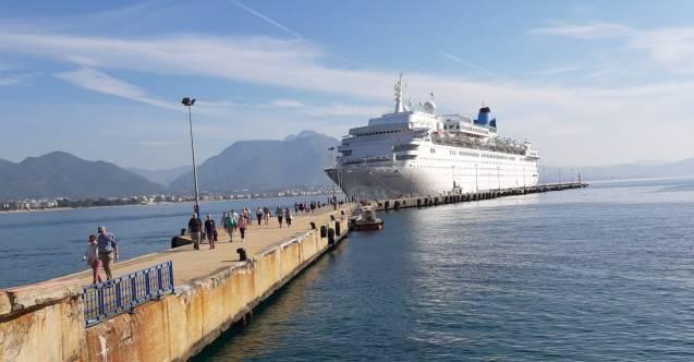 Marella Dream İkinci kez Alanya'da...