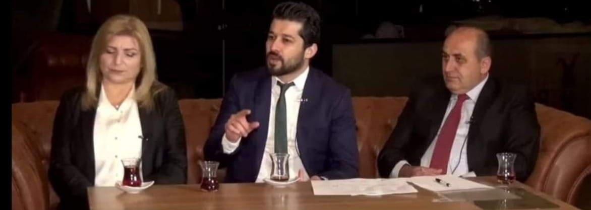 """BAŞKAN ÇAKAN:""""AKP ÜYESİ OLMAYANA İŞ YOK""""..."""