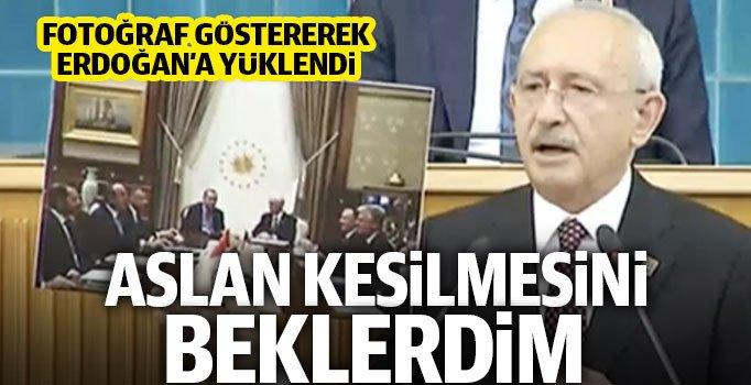 Kılıçdaroğlu: Erdoğan'ın aslan kesilmesini beklerdim...