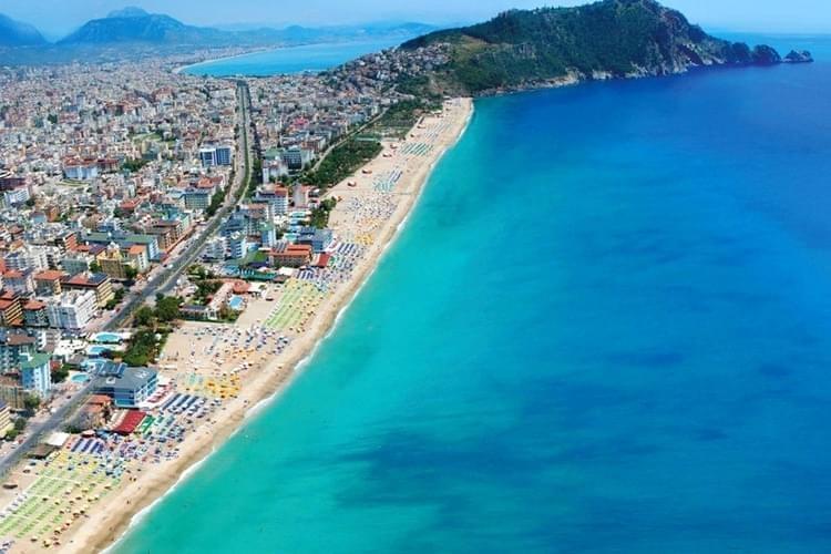 Alanya'daki konaklama tesisleri ve plaj işletmeleri dikkat...
