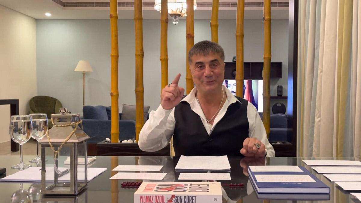 Sedat Peker, dolar karşılığı dosya kapatan savcı iddiasını düzeltti...