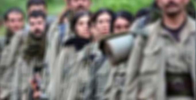 PKK'nın kirli yüzü, kadın teröristin not defterinde...