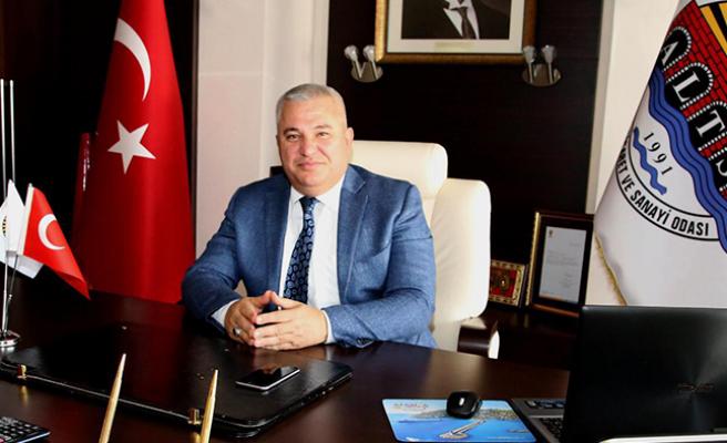 ŞAHİN SÖZÜNÜ TUTTU, 7.NOTER KONAKLI'YA GELİYOR...