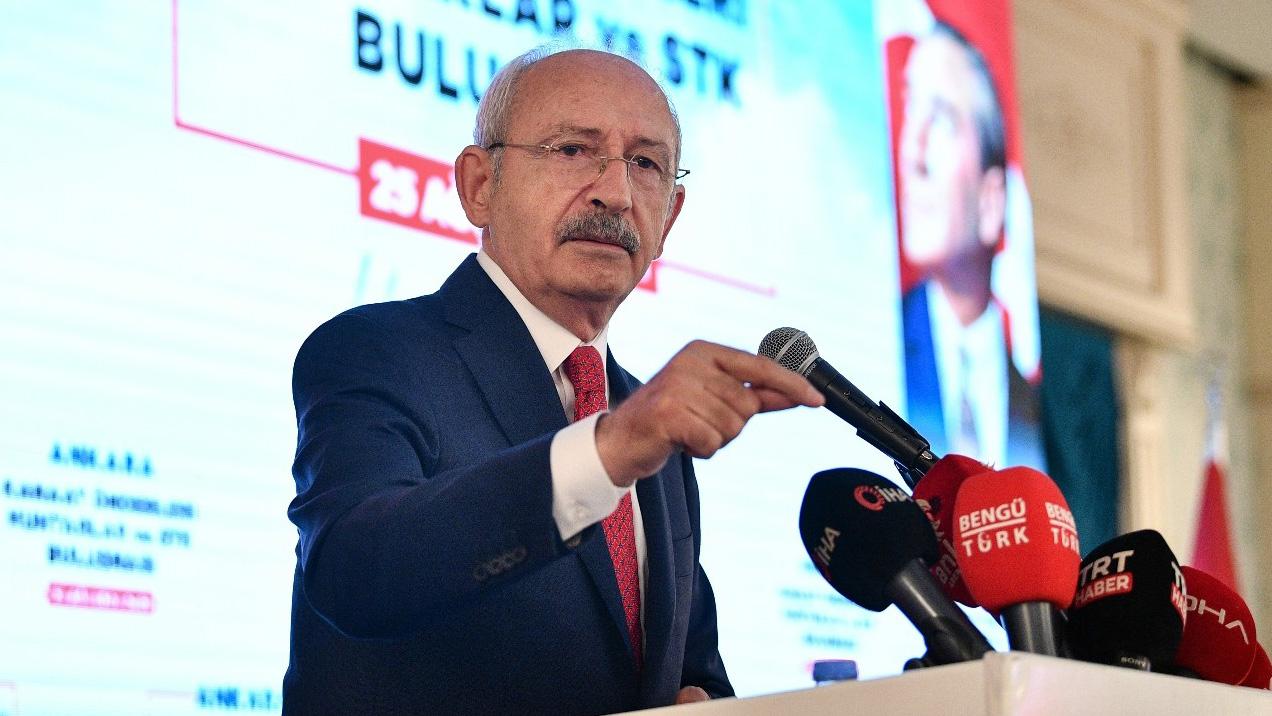 Kemal Kılıçdaroğlu'ndan CHP teşkilatlarına erken seçim talimatı...