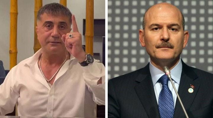 Sedat Peker, AKP'li bir ismi daha işaret etti, Süleyman Soylu'ya seslendi: Gözaltına aldırsana...