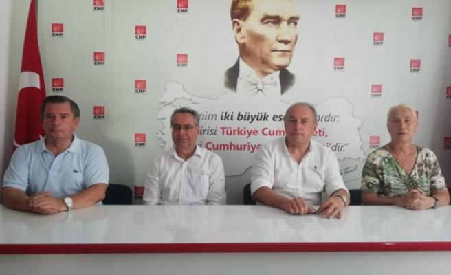 İKİNCİ CHP'Lİ VEKİLDE ALANYA YA GELEREK SORUNLARI DİNLEDİ...