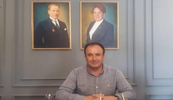 İYİ PARTİ ALANYA İLÇE BAŞKANI DEMOKRASİ VURGUSU YAPTI...