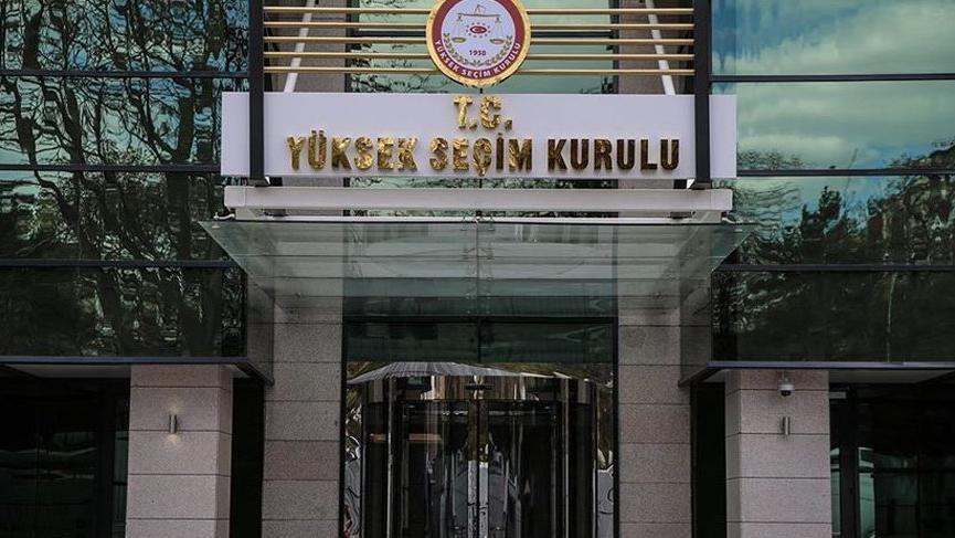 YSK'dan CHP ve İYİ Parti'ye ret...