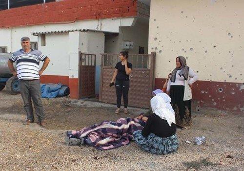 YPG'li teröristler Nusaybin'de sivillere saldırdı: 8 şehit, 35 yaralı...
