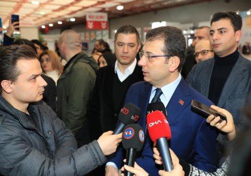 """İMAMOĞLU'NDAN """"ULAŞIM ZAMMI"""" AÇIKLAMASI: """"VATANDAŞLARIMIZ TEPKİ GÖSTERMEKTE HAKLI""""..."""