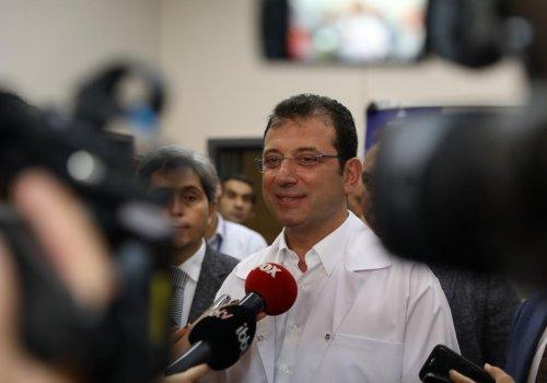 """BAŞKAN İMAMOĞLU: """"GARLAR İSTANBUL HALKININDIR. HAMİDİYE SU 'YOK' SATIYOR!""""..."""
