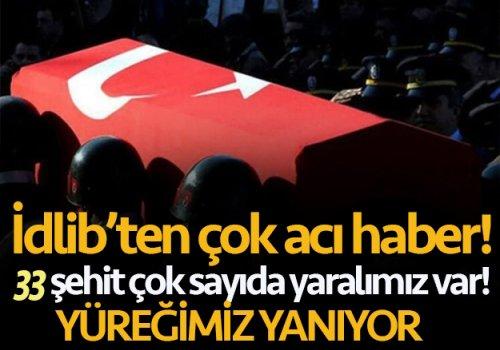 KAHPELER 33 EVLADIMIZI ŞEHİT ETTİ...