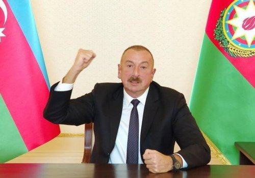 Aliyev önemli gelişmeyi duyurdu: Sınırda tam kontrol sağlandı...