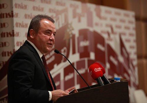 """MUHİTTİN BÖCEK:""""ALANYA ARITMASINI BAKANLIK YAPACAK""""..."""