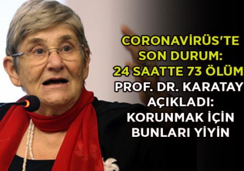CORONAVİRÜSTEN KORUNMANIN YOLLARI...