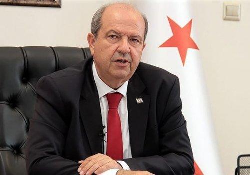 KKTC'de resmi olmayan sonuçlara göre Ersin Tatar, cumhurbaşkanı seçildi...