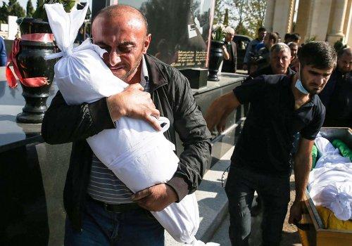 Gence'deki ikinci katliama Türkiye'den ortak tepki: Bu insanlık suçudur...