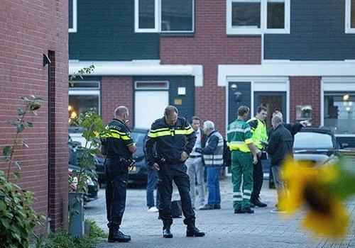 Hollanda'da silahlı saldırı: 3 ölü, 1 yaralı...