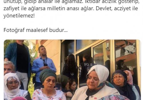 AK PARTİLİ BAKANIN BU DAVRANIŞI ACİZLİK OLARAK NİTELENDİRİLDİ...