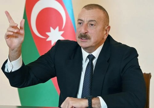 Cumhurbaşkanı Aliyev açıkladı, 25 yerleşim yeri  daha alındı...