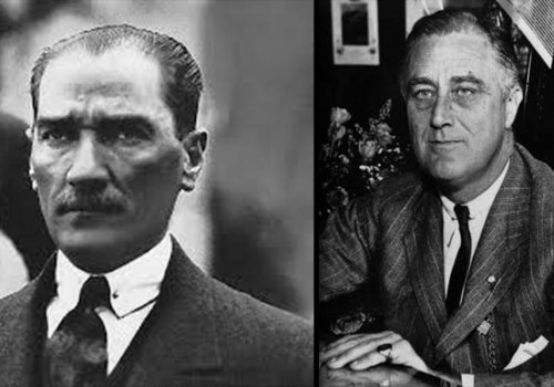 Trump'ın mektubu sonrası ABD Başkanı Roosevelt'in Atatürk'e mektubu tekrar gündemde...