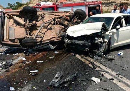 Bayram tatilinin 3'üncü gününde kaza bilançosu: 24 ölü, 253 yaralı...