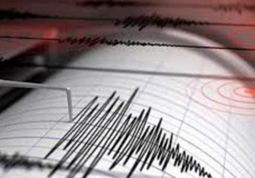 Muğla'da 4,1 büyüklüğünde deprem...