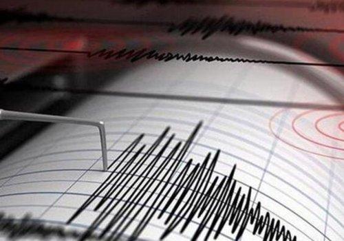 Ege Denizi'nde 6.3 büyüklüğünde deprem...
