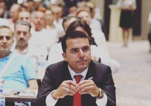 TÜRSAB'ta ilk aday  Kasımoğlu Kerim Yılmaz...